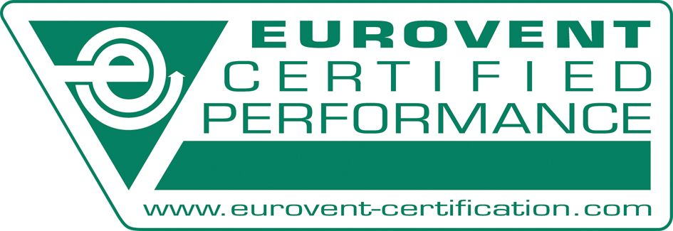 eurovent certification icon for flaktgroup