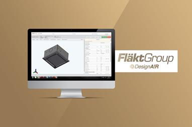 Flaktgroup Product Selection Tools